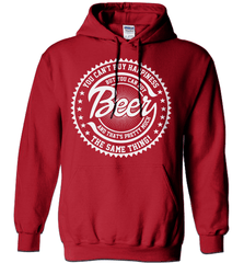 Beer Shirt - You Can't Buy Happiness But You Can Buy Beer And That's Pretty Much The Same Thing! - Shirt Loft - 3