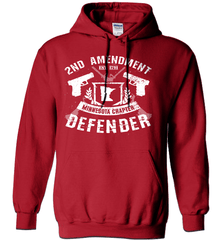Gun Shirt - 2nd Amendment Minnesota Chapter Defender - Shirt Loft - 4