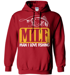 Fishing Shirt - (MILF) Man I Love Fishing - Shirt Loft - 4
