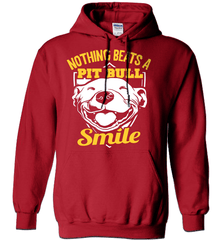 Pit Bull Shirt - Nothing Beats A Pit Bull Smile - Shirt Loft - 3