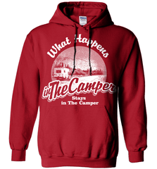 Camping Shirt - What Happens In The Camper Stays In The Camper - Shirt Loft - 5