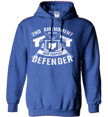 Gun Shirt - 2nd Amendment Ohio Chapter Defender - Shirt Loft - 5