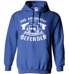 Gun Shirt - 2nd Amendment Massachusetts Chapter Defender - Shirt Loft - 5