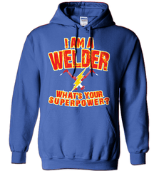 Welder Shirt - I Am A Welder. What's Your Superpower? - Shirt Loft - 5