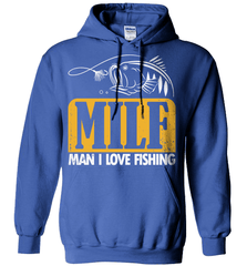 Fishing Shirt - (MILF) Man I Love Fishing - Shirt Loft - 5