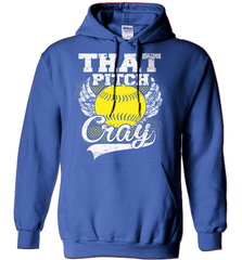 Softball Mom Shirt - That Pitch Cray - Shirt Loft - 4