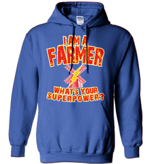 Farmer Shirt - I Am A Farmer. What's Your Superpower? - Shirt Loft - 5