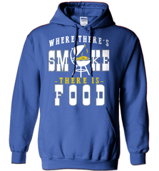 BBQ Shirt - Where There Is Smoke, There Is Food - Shirt Loft - 4