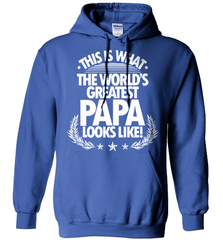 Grandpa Shirt - This Is What The World's Greatest Papa Looks Like! - Shirt Loft - 5
