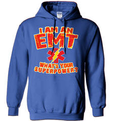 EMT Shirt - I Am An EMT. What's Your Superpower? - Shirt Loft - 5