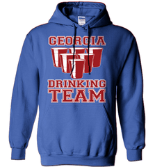 State Shirt - Georgia Drinking Team - Shirt Loft - 4