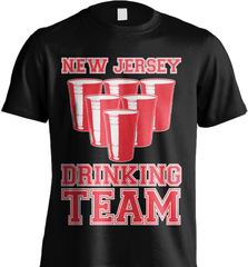 State Shirt - New Jersey Drinking Team - Shirt Loft - 5