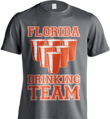 State Shirt - Florida Drinking Team - Shirt Loft - 6