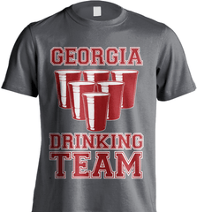 State Shirt - Georgia Drinking Team - Shirt Loft - 6