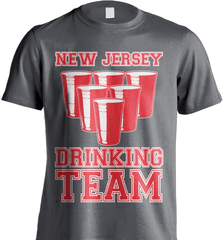 State Shirt - New Jersey Drinking Team - Shirt Loft - 6