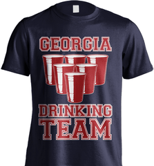 State Shirt - Georgia Drinking Team - Shirt Loft - 7