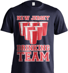 State Shirt - New Jersey Drinking Team - Shirt Loft - 7