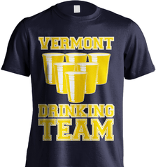 State Shirt - Vermont Drinking Team - Shirt Loft - 6