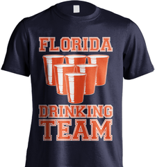 State Shirt - Florida Drinking Team - Shirt Loft - 7