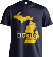 State Shirt - Michigan Home Shirt - Shirt Loft - 6