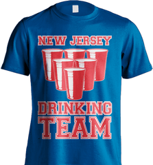 State Shirt - New Jersey Drinking Team - Shirt Loft - 8
