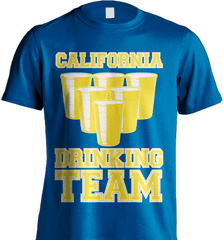 State Shirt - California Drinking Team - Shirt Loft - 8