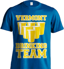 State Shirt - Vermont Drinking Team - Shirt Loft - 8