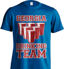 State Shirt - Georgia Drinking Team - Shirt Loft - 8