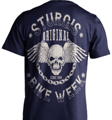 Biker Shirt - Sturgis. Original Bike Week - Shirt Loft - 6