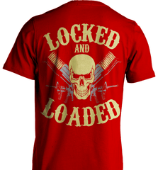 Gun Shirt - Locked And Loaded - Shirt Loft - 7