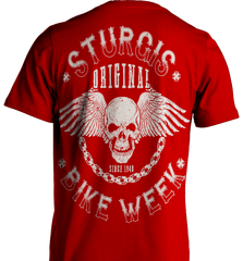 Biker Shirt - Sturgis. Original Bike Week - Shirt Loft - 7