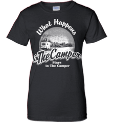 Camping Shirt - What Happens In The Camper Stays In The Camper - Shirt Loft - 9