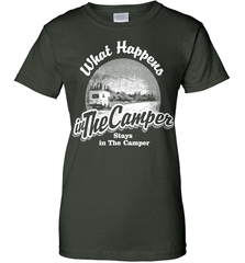 Camping Shirt - What Happens In The Camper Stays In The Camper - Shirt Loft - 10