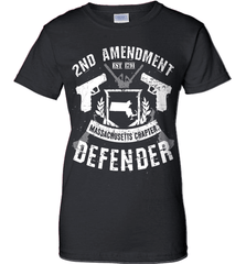 Gun Shirt - 2nd Amendment Massachusetts Chapter Defender - Shirt Loft - 9