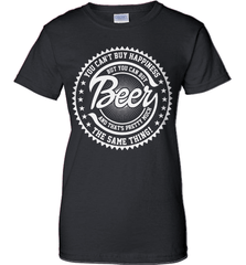 Beer Shirt - You Can't Buy Happiness But You Can Buy Beer And That's Pretty Much The Same Thing! - Shirt Loft - 9