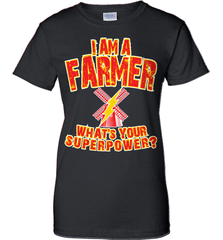 Farmer Shirt - I Am A Farmer. What's Your Superpower? - Shirt Loft - 9