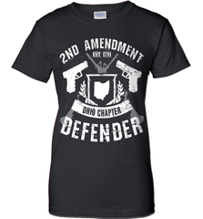 Gun Shirt - 2nd Amendment Ohio Chapter Defender - Shirt Loft - 9