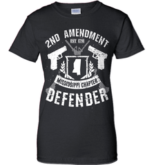 Gun Shirt - 2nd Amendment Mississippi Chapter Defender - Shirt Loft - 9