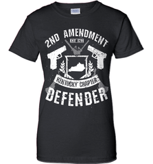 Gun Shirt - 2nd Amendment Kentucky Chapter Defender - Shirt Loft - 9