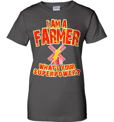 Farmer Shirt - I Am A Farmer. What's Your Superpower? - Shirt Loft - 10