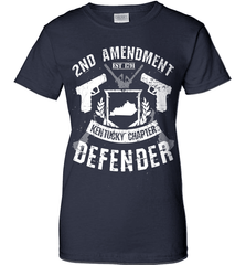 Gun Shirt - 2nd Amendment Kentucky Chapter Defender - Shirt Loft - 10