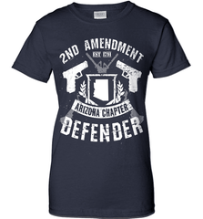 Gun Shirt - 2nd Amendment Arizona Chapter Defender - Shirt Loft - 10