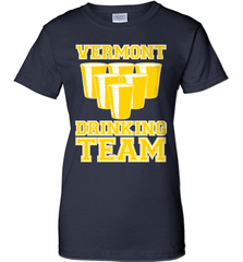 State Shirt - Vermont Drinking Team - Shirt Loft - 10