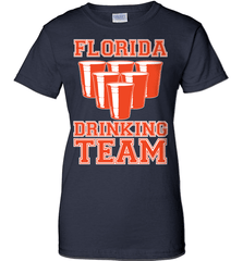 State Shirt - Florida Drinking Team - Shirt Loft - 11