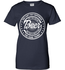 Beer Shirt - You Can't Buy Happiness But You Can Buy Beer And That's Pretty Much The Same Thing! - Shirt Loft - 10