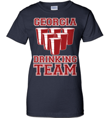 State Shirt - Georgia Drinking Team - Shirt Loft - 11