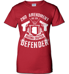 Gun Shirt - 2nd Amendment Arizona Chapter Defender - Shirt Loft - 11