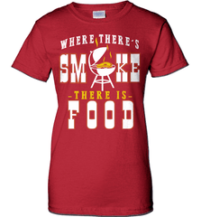 BBQ Shirt - Where There Is Smoke, There Is Food - Shirt Loft - 11