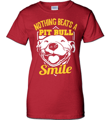 Pit Bull Shirt - Nothing Beats A Pit Bull Smile - Shirt Loft - 11
