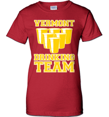 State Shirt - Vermont Drinking Team - Shirt Loft - 11
